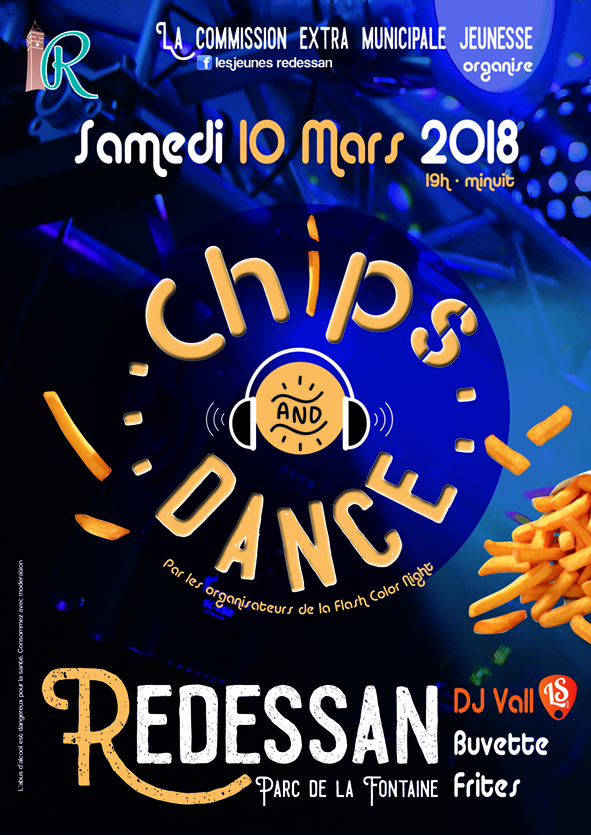 Affiche Chip s and dance web